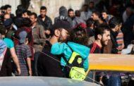 تواصل عمليات تهجير سكان حيي برزة وتشرين من دمشق إلى إدلب