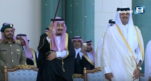 كيف تفاعل السوريون مع الأزمة الخليجية