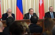 لقاء روسي تركي إيراني تمهيدي حول سوريا في أستانا