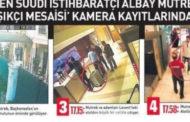 ضبَّاط في الاستخبارات ارتدوا زيّ عمال مطار اسطنبول وصعدوا الطائرات بحثاً عن جثة خاشقجي