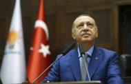 أردوغان: تركيا ستطلق قريبا عمليات أوسع شرقي الفرات بسوريا