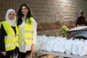 سفراء الإحسان.. جمعية خيرية لفتاتين سوريتين في كندا