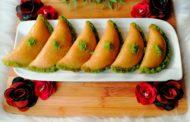 قطايف رمضانية شهية