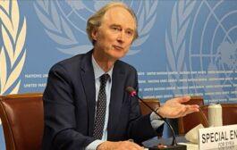 """""""صياغة دستور جديد لسوريا"""".. بيدرسون يقترح منهجية من خمس نقاط وصحيفة تتحدث عن ثلاثة مسارات!"""