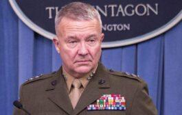 الجنرال الأمريكي ماكينزي يهاجم بشار ويُحذر إدارة بايدن من روسيا وإيران