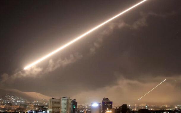 إسرائيل تقصف اللاذقية السورية والإعلان عن سقوط ضحايا